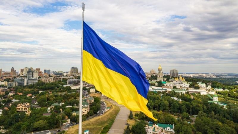 Державний Прапор України під опікою громадянина