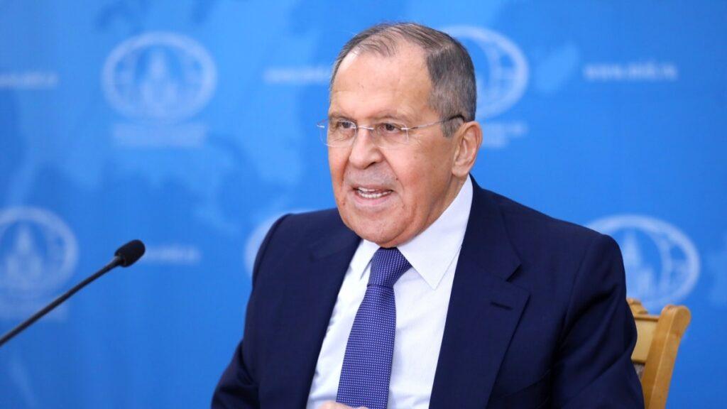 Глава МЗС Росії Лавров приїхав в окупований Крим