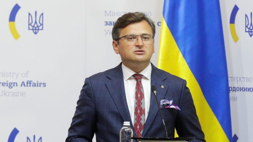 Кулеба прокоментував реакцію Лаврова на звернення Зеленського до жителів Донбасу