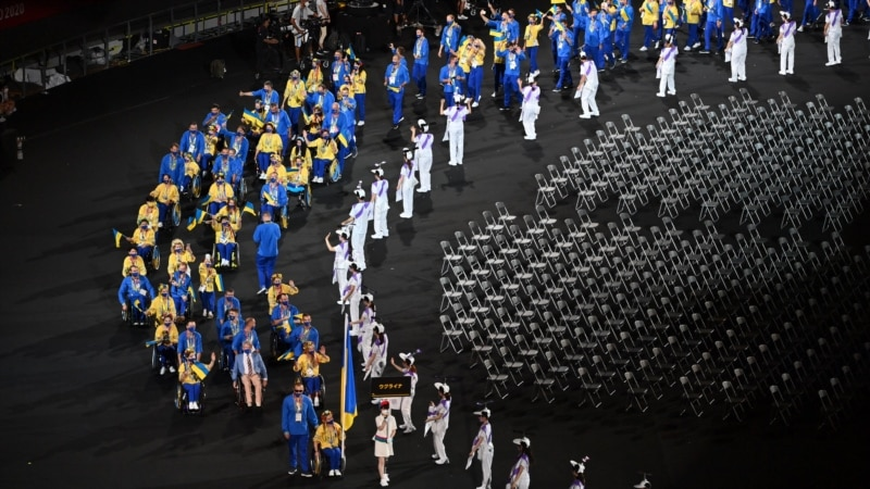 Паралімпіада: збірна України здобула 31 серпня 13 нагород
