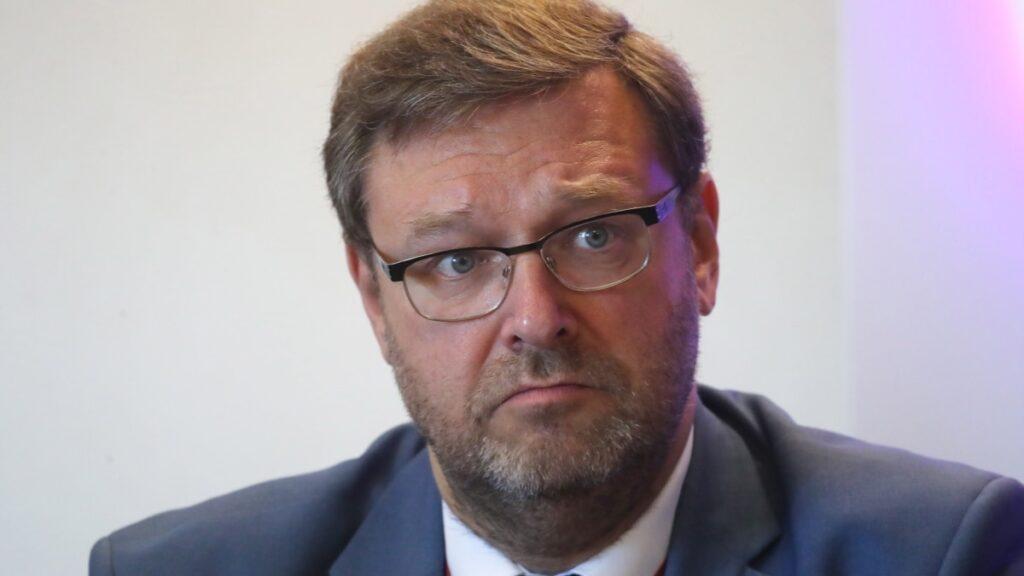 Віцеспікер Ради федерації Росії заявив, що його не пустили в Україну