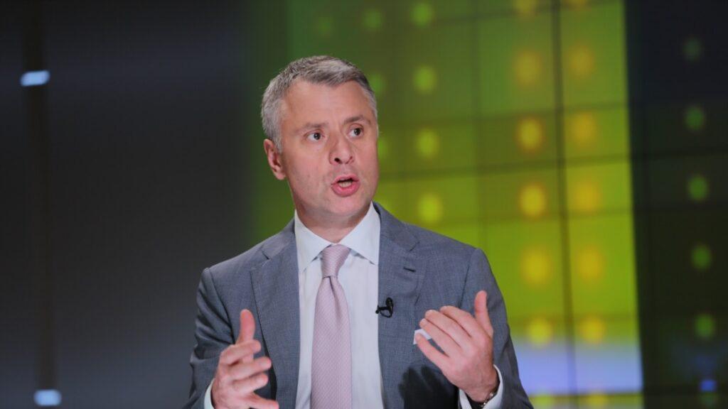 Вітренко розповів про можливі «альтернативні» поставки газу в Україну