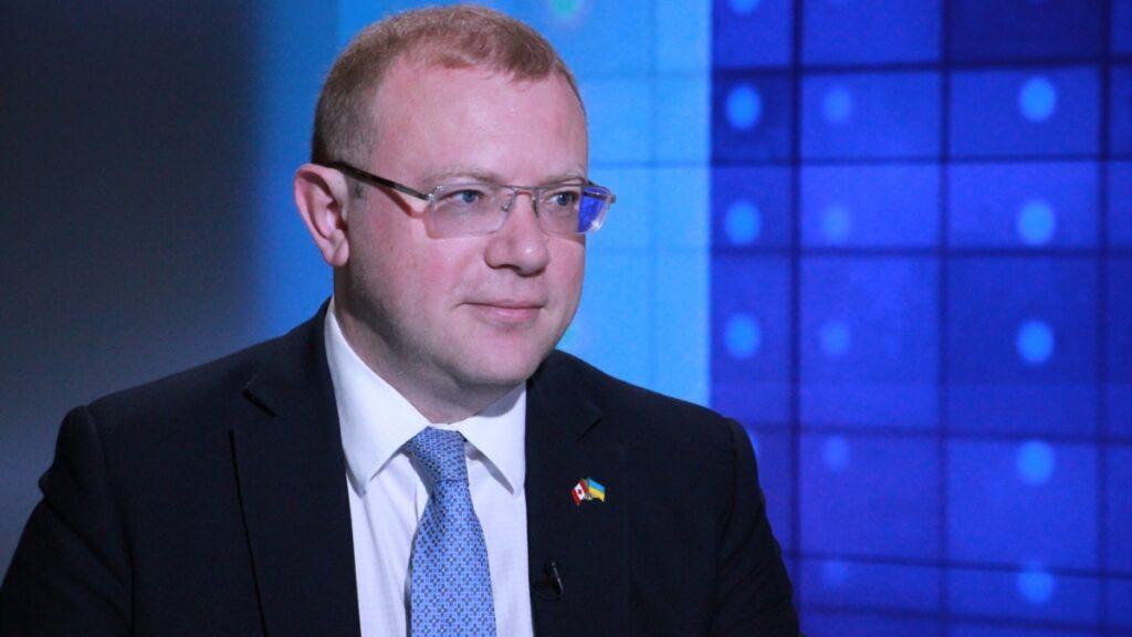 Зеленський звільнив Шевченка з посади посла України в Канаді