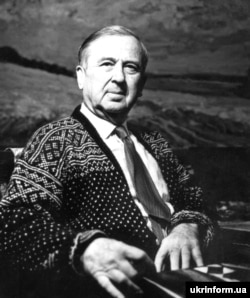 Микола Глущенко (1901–1977) – український художник, лауреат Шевченківської премії. Київ, 1972 рік