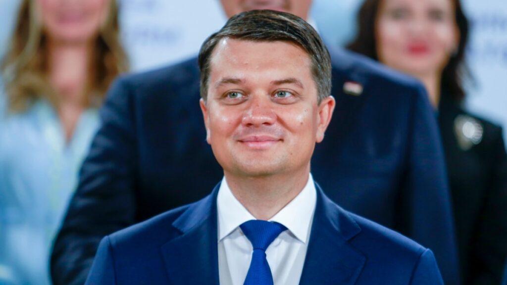 Голова Верховної Ради одужав від COVID-19
