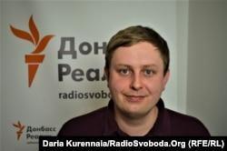 Максим Майоров, історик із Севастополя, співробітник Українського інституту національної пам'яті