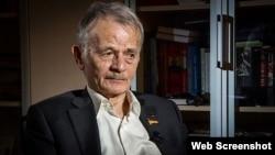 Мустафа Джемілєв, національний лідер кримськотатарського народу