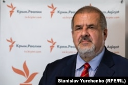 Рефат Чубаров, голова Меджлісу кримськотатарського народу