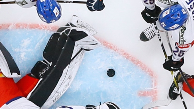 Міжнародна федерація хокею обіцяє розслідувати расистський жест українського хокеїста під час матчу УХЛ