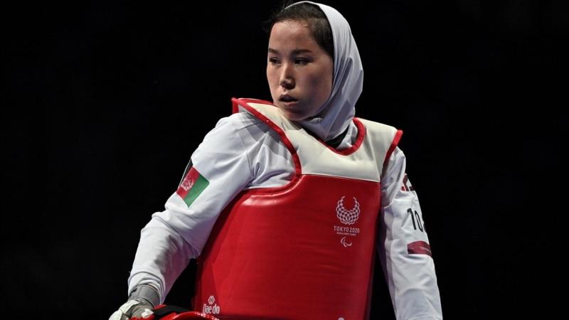 Паралімпіада: українка Марчук перемогла представницю Афганістану у тхеквондо