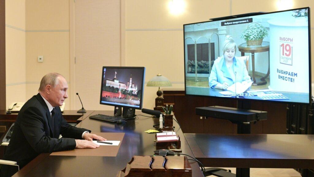 У Європі і США засудили російські вибори, зокрема в Україні