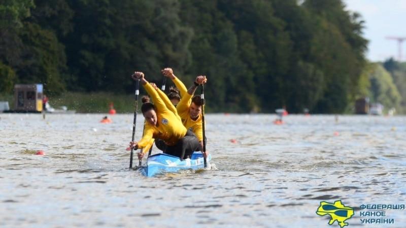 Україна виборола ще одну – бронзову медаль – на чемпіонаті світу з веслування
