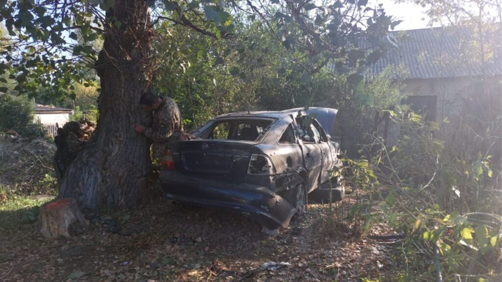 В СБУ заявили, що бойовики обстріляли слідчо-оперативну групу на Луганщині