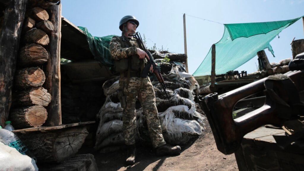 Від початку доби бойовики двічі порушили режим припинення вогню – штаб ООС
